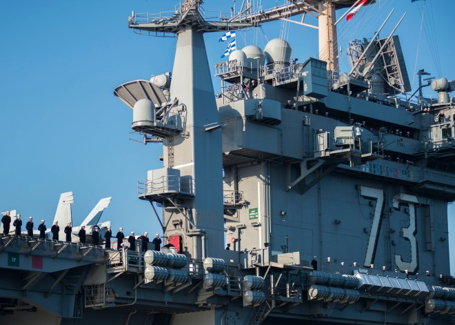 HASC Seapower Mark Preserves George Washington Carrier Refueling