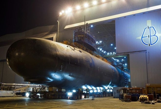 Navy Delays Commissioning of Latest Nuclear Attack Submarine
