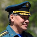 Russian Defence Minister Sergei Shoigu. RIA Novosti Photo
