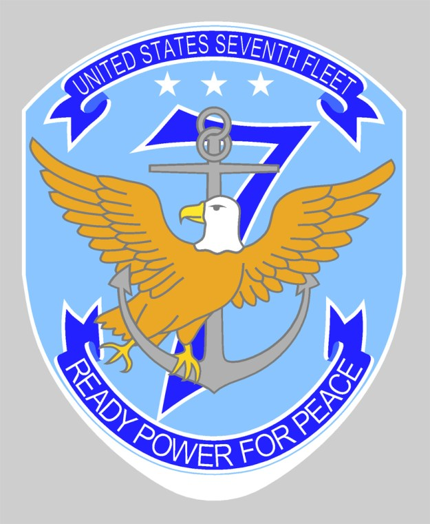 7th fleet logo
