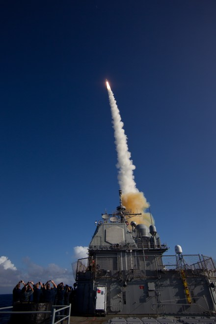 House Panel to Hold Hearings on Navy Cruiser and Destroyer Modernization