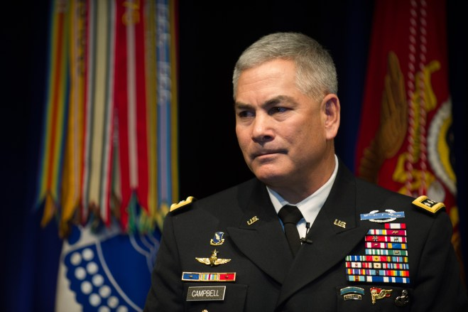Pentagon Picks New Afghan War Commander