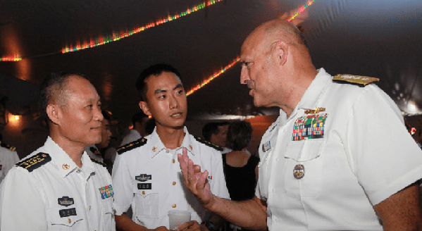 China Invited Back for Future RIMPAC Exercises