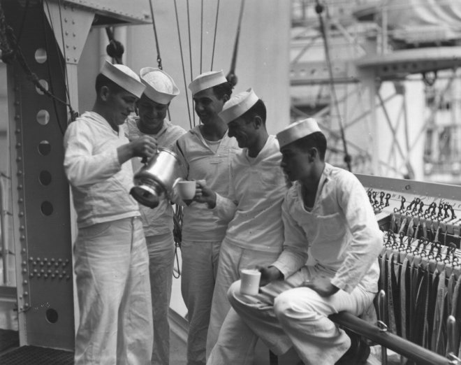 A Hundred Years Dry: The U.S. Navy's End of Alcohol at Sea
