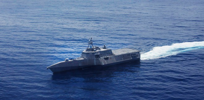 Document: Littoral Combat Ship Report to Congress