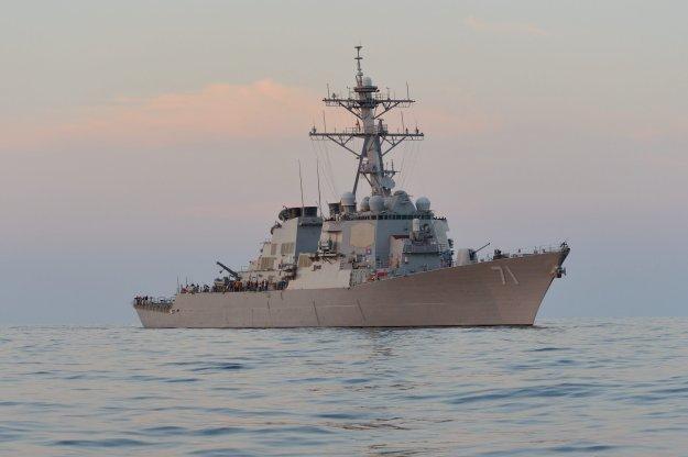 Video: USS Ross Sailors Assaulted in Turkey