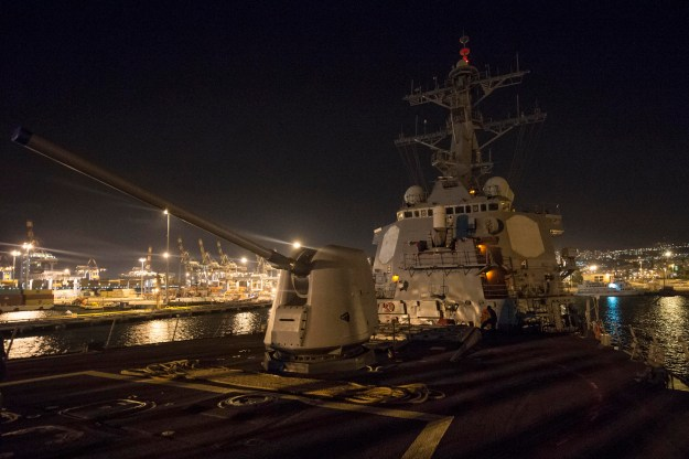 USS Cole to Enter Black Sea On Friday