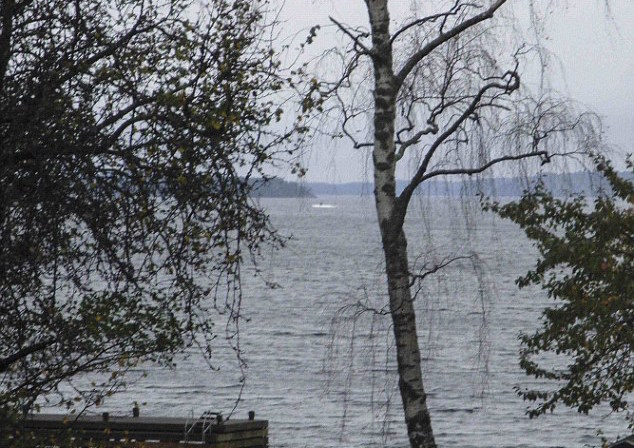Swedish Navy Hunts for Mystery Underwater Object, Russia Denies Involvement
