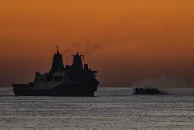 Document: Report to Congress on Navy LX(R) Amphibious Ship Program