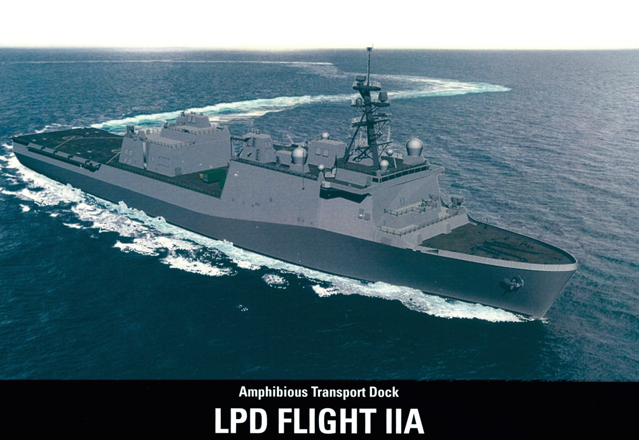 industrie militaire US - Page 4 LPD-Fight-IIA-1