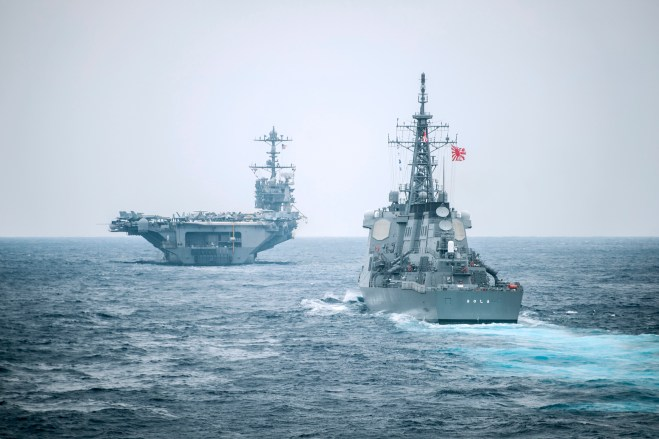 CSIS Panel: U.S. Needs to Clarify Pacific Priorities