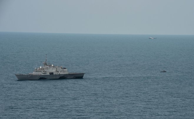 Two Littoral Combat Ships to Deploy to Singapore Next Year, Four by 2017