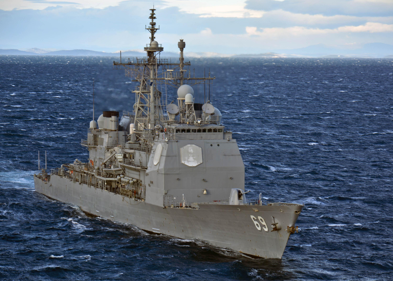 USNI News - Maritime News and Analysis Navy Cruiser Ships