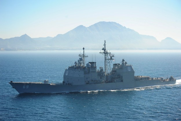 FY 2017 Budget: Navy Wants to Modernize Last 7 Cruisers Instead of Following 2/4/6 Directive from Congress