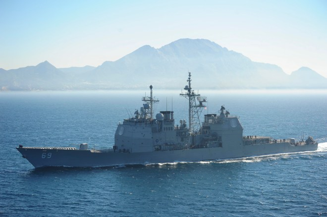 Document: Memo on Cruiser, Dock Landing Ship Modernization Programs