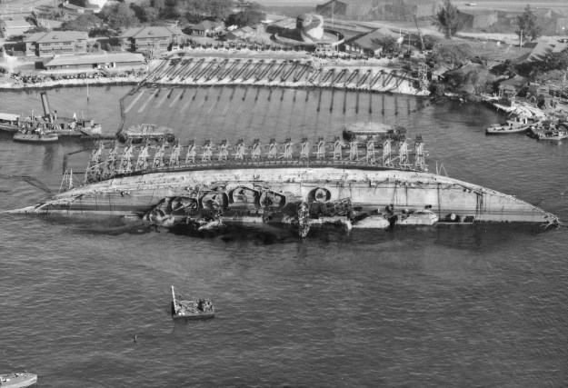 Under New Policy for Identifying Servicemen, Pentagon Will Exhume USS Oklahoma Sailors, Marines