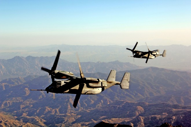 Marines' Aviation C2 System Finishes Operational Assessment