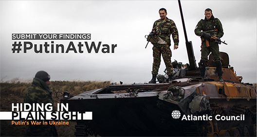 New Atlantic Council Report Outlines Russian Military Involvement in Ukraine Conflict