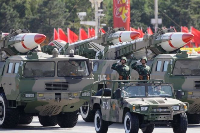 A Look at China's Growing International Arms Trade
