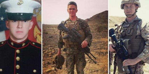 Lance Cpl. Matthew Determan, 21, of Ahwatukee, Ariz. Photo via US Marine Corps
