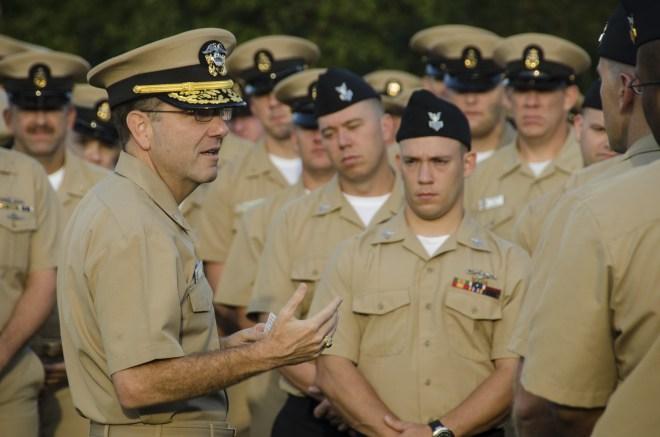 Navy Director of Submarine Warfare Tofalo Nominated to be Next COMSUBFOR