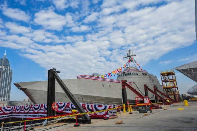 LCS Jackson Completes Acceptance Trials Ahead of Summer Delivery