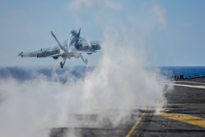 Navy:  EMALS, AAG Will Give Designers More Options for Future Carrier Aircraft