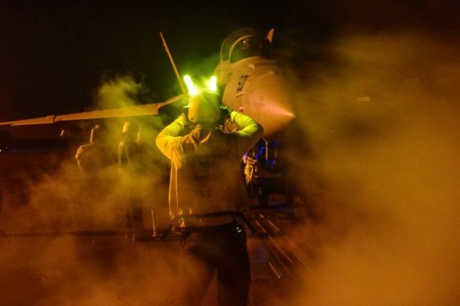 Navy Growler Study Complete, Awaiting Pentagon Review