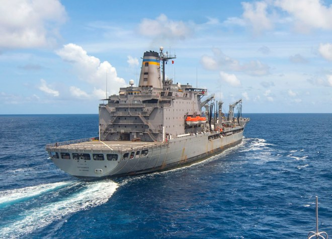 Navy Issues RFP for Oilers and LHA-8 to NASSCO, Ingalls