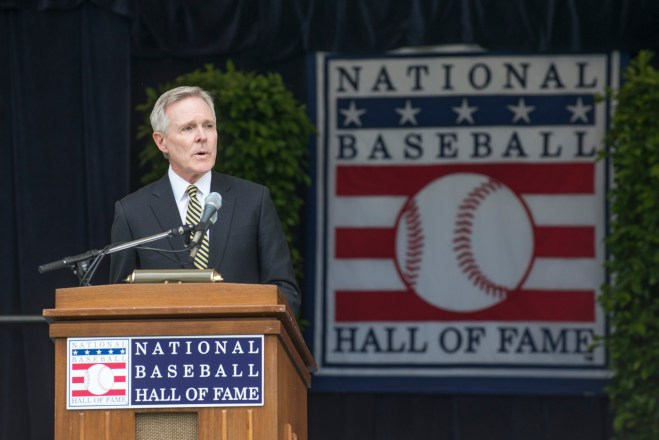 SECNAV Mabus Names Ship After Home of National Baseball Hall of Fame