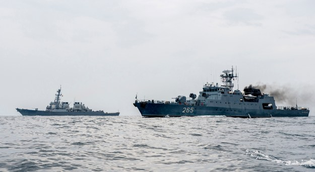 USS Porter Leaves Black Sea, Rota Destroyer USS Ross Returns From 4 Month Patrol