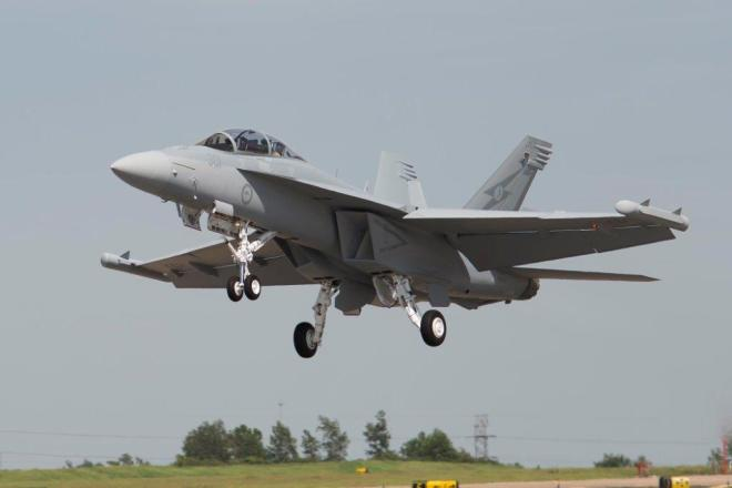 U.S. Navy Lessons from Libya Informed Australian EA-18G Growler Modifications
