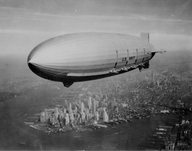 Photo Gallery: USS Macon, The Navy's Last Flying Aircraft Carrier