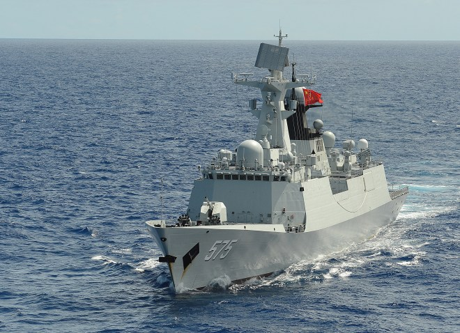 Document: Report to Congress on Chinese Naval Modernization and Implications for U.S. Navy