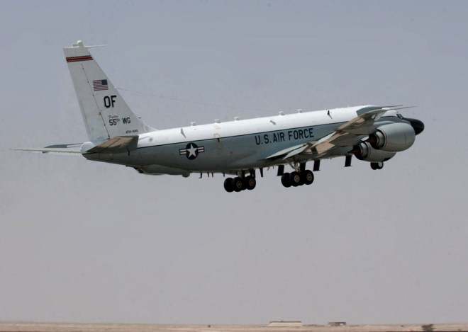 UPDATED: Chinese Aircraft May Have Conducted an Unsafe Intercept of U.S. Surveillance Plane Last Week