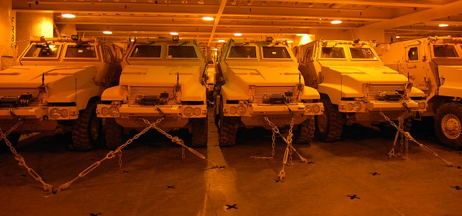 Marines Challenged on How to Fit New Vehicles, Aircraft on Legacy Amphibs
