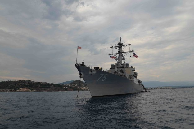 U.S., Ukraine Exercise Sea Breeze Begins in Black Sea, Russia Promises to Observe