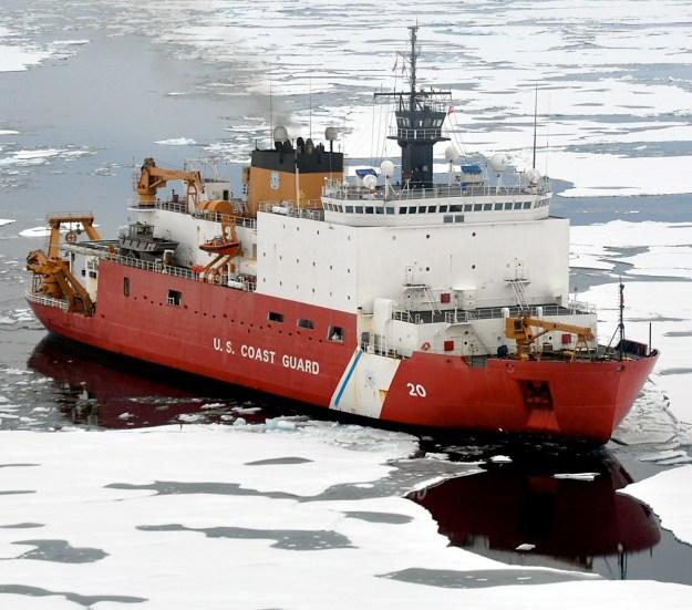 Document: Report to Congress on U.S. Coast Guard Icebreaker Modernization