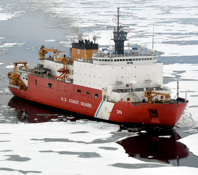 Document: Report to Congress on U.S. Coast Guard Icebreaker Modernization