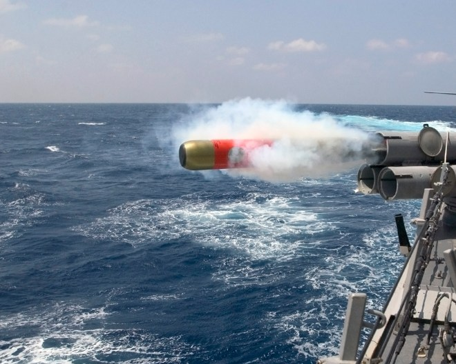 Navy Planning Torpedo Restart, Would Be Modular Design With Multiple Payloads