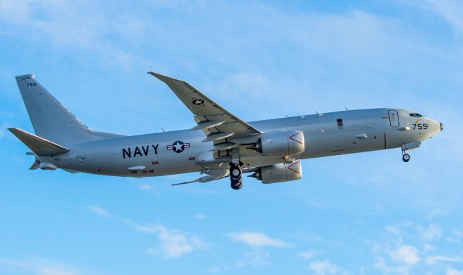 New U.K. Defense Plan: Britain Plans to Buy P-8 Poseidons, Commits to F-35 Procurement