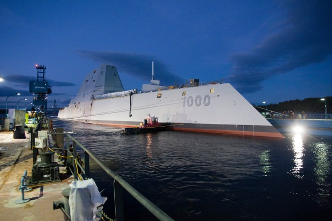 Document: Report to Congress on U.S. Destroyer Programs