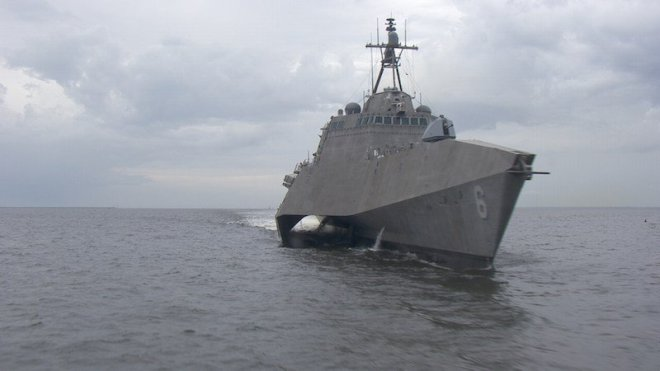2 More Littoral Combat Ships Will Be Homeported In San Diego