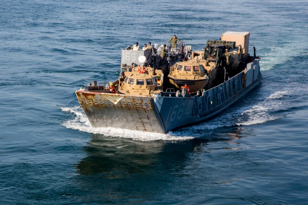 Navy to Begin LCU Affordability Talks With Industry After Procurement Accelerated
