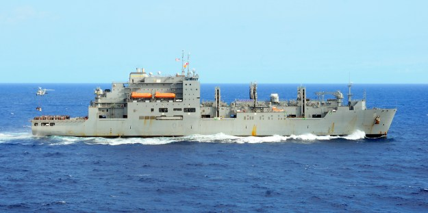 3rd Marine Division Experimenting With Using MSC Ships In Higher Level Operations