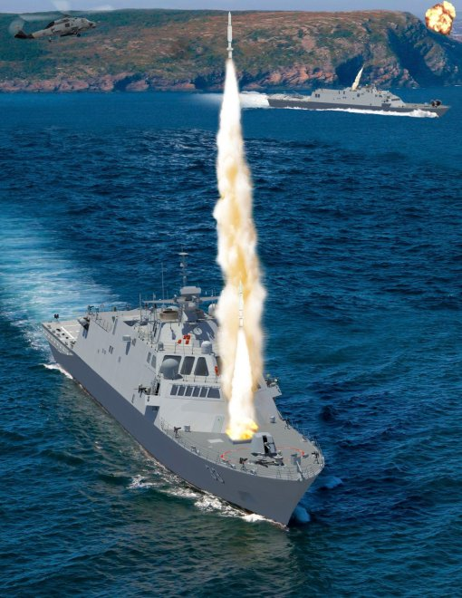 Lockheed Martin Could Have More Flexibility to Build Planned Saudi Ships If Proposed LCS Trim Goes Through
