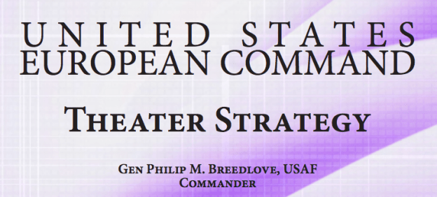 Document: U.S. European Command Theater Strategy