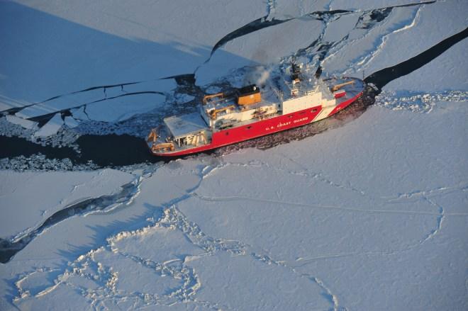 Document: Report to Congress on Coast Guard Icebreaker Modernization