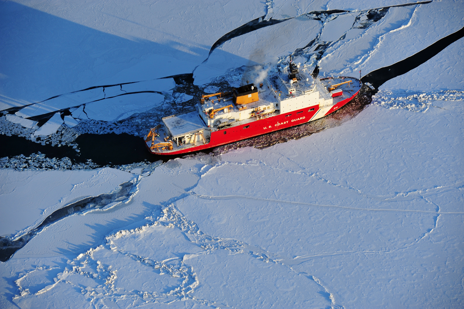 Icebreaker Ski Zukunft Changing Arctic Could Lead To Armed U S Icebreakers In