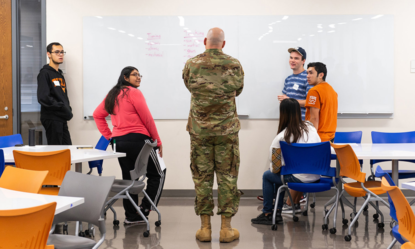MEDIA ADVISORY Students to Pitch Military, Tech and Civic